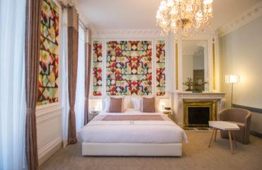 Chambre Jatoba hôtel des Quinconces