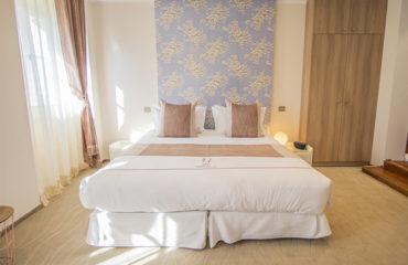 Chambre Kinmokusei hôtel des Quinconces