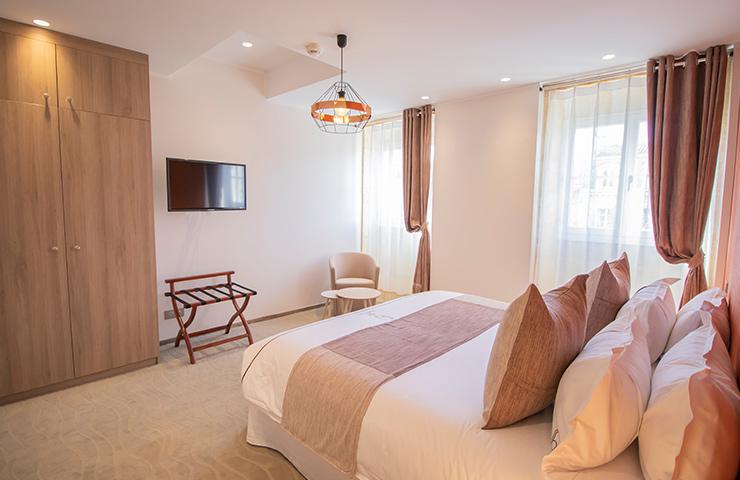 Chambre Laurel hotel des Quinconces