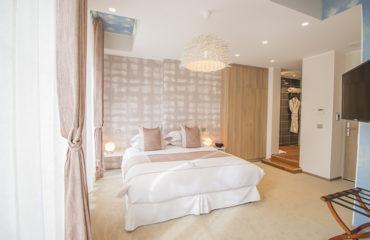 Chambre Marronnier hôtel des Quinconces
