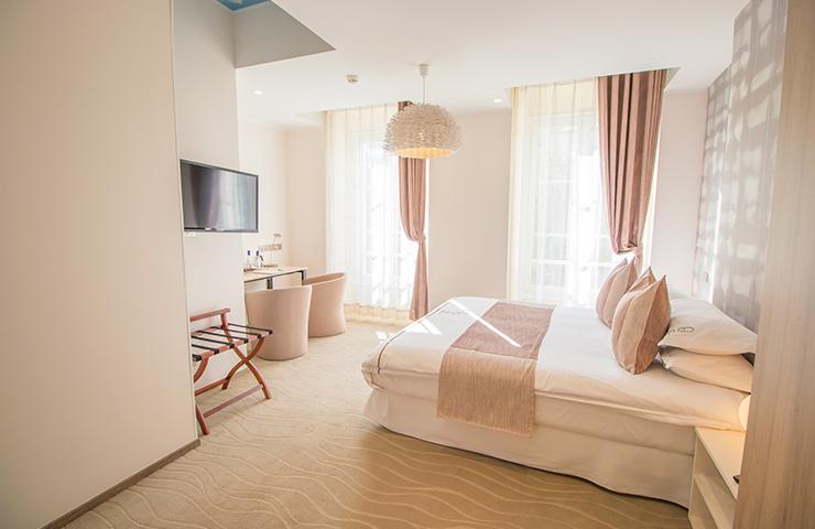 Chambre Marronnier hotel des quinconces