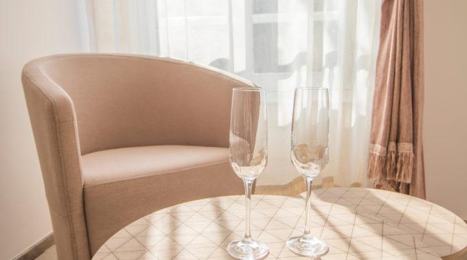 chambre chêne champagne