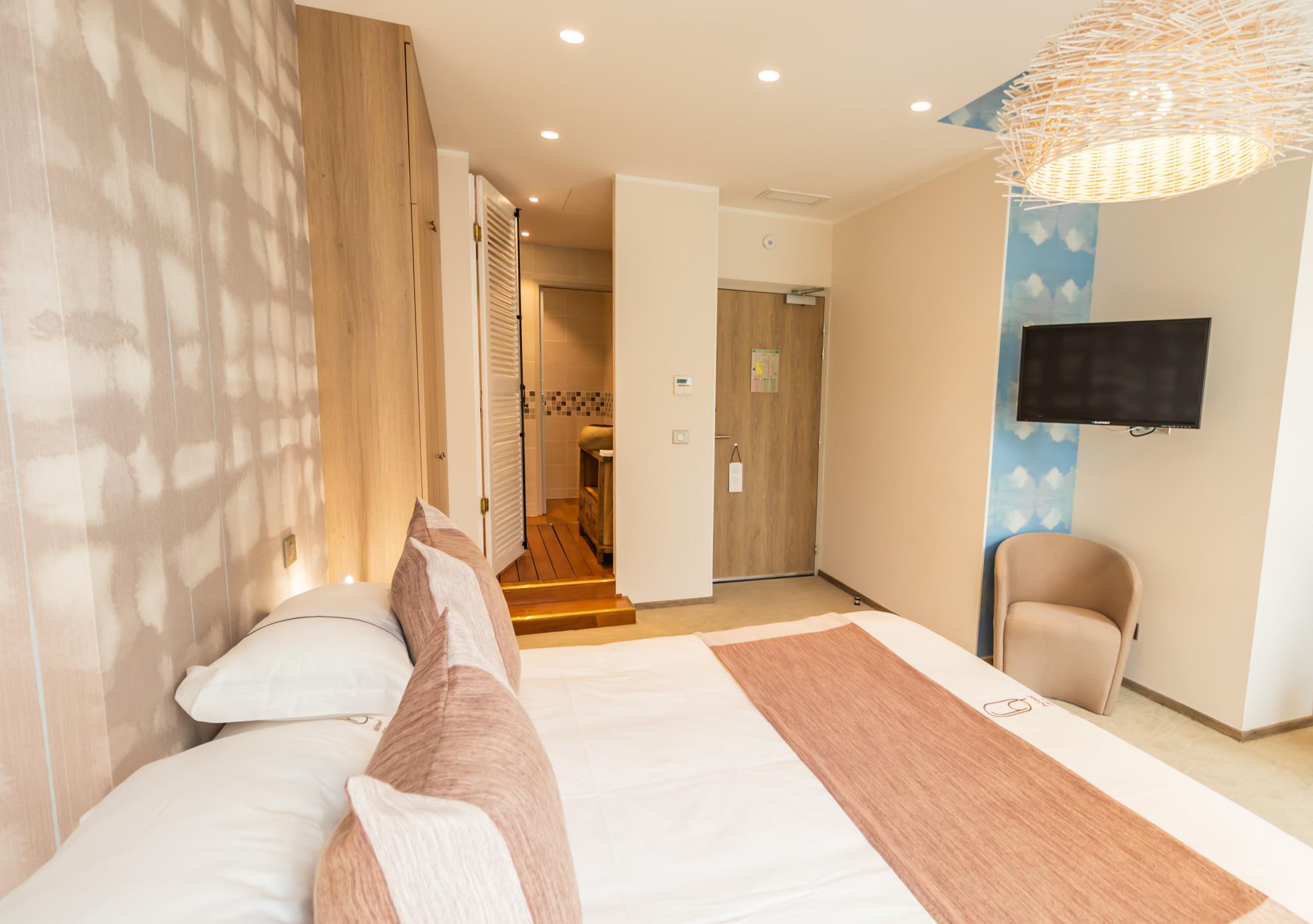 Room Marronnier hotel des quinconces