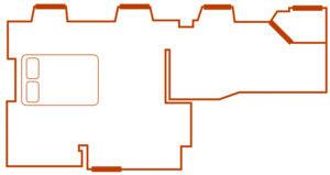 plan chambre grenadille