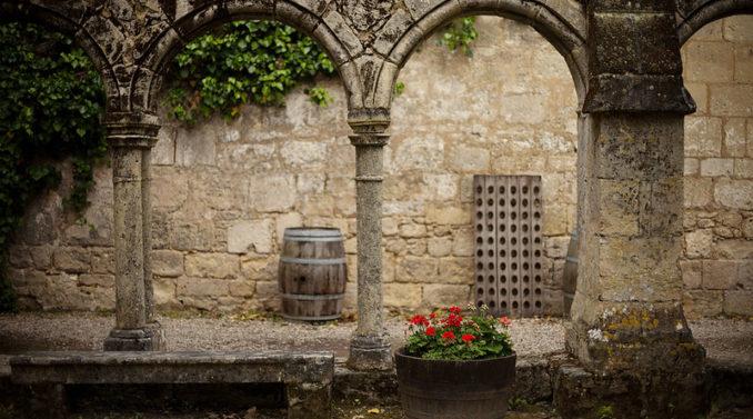 Vignes village de Saint-Emilion