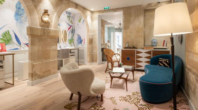 Institut soin et beauté Sisley Bordeaux